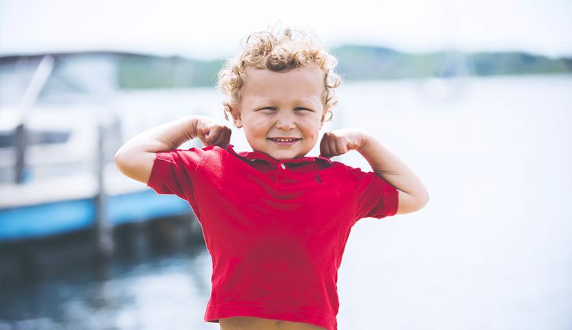 L'ostéopathie pour les enfants par Elodie Taveneau Ostéopathe D.O à Puteaux et Chatou